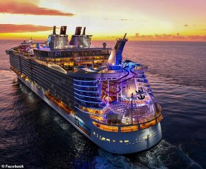 Royal Caribbean busca voluntarios para cruceros de prueba